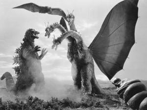 """""""Godzilla vs. King Gidorah"""" (1991)"""